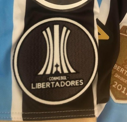 Patch Para Camisa Do Grêmio  Libertadores 2018 - R  29 0ce17452b9960