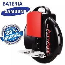 Airwheel X3 Monociclo Elétrico Com Bateria Samsung Original