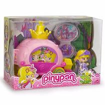 Pinypon Carroza Con Princesa Jugueteria Bunny Toys