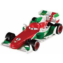 Disney Pixar Car 2 Francesco Bernoulli Metal Fundido 1:55
