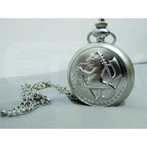 Relógio Fullmetal Alchemist - Fosco - Promoção