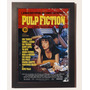 Quadro Poster Cinema Cult Filme Pulp Fiction Com Moldura
