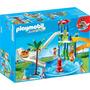 Playmobil 6669 Parque Acuatico Con Toboganes Envio Gratis