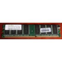 Memória Desktop 512mb Ddr 400 Pc3200 Double Sided