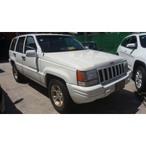 Jeep Grand Cherokee Blindada Nivel 4 1996
