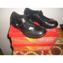 Zapatos Escolares Gran Turismo Del 35 A 40