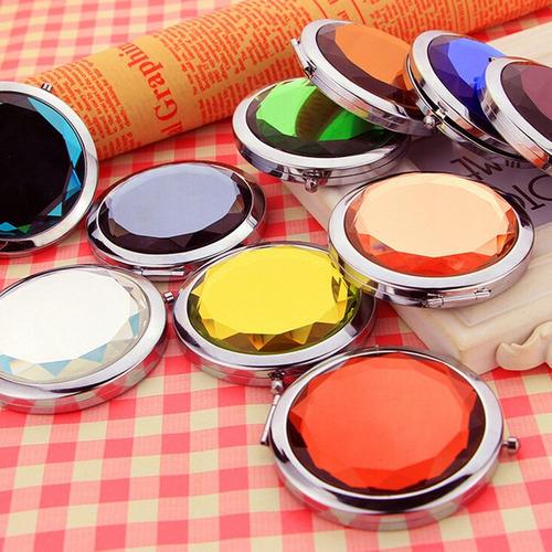 25 espejos de bolsillo tapa cristal recuerdo boda xv a os en mercado libre - Espejos de bolsillo ...