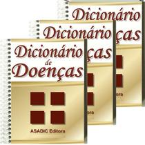 3 Por 2 Dicionário De Doenças Enfermagem Terminologia Médica