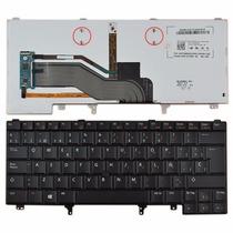 Teclado Dell Latitude E6320 E6420 E6430 E6440 Ilumina Punt