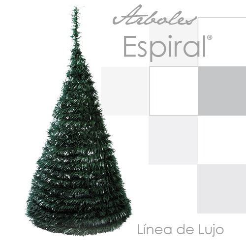 Arbol Pino Navidad Navideño Espiral Verde 1 Metro - $ 173.00 en ...