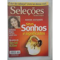Seleções #abr 2006 Seus Sonhos E Significados