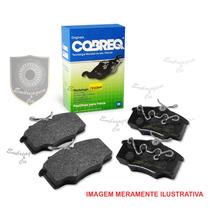 Pastilha De Freio Dianteira Cobreq Gm Corsa 1.4 1994 A 2001