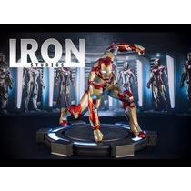 Homem De Ferro 3 Mark Iron Man 3 Mark Xlii Iron Studios