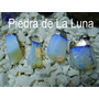 Dije Piedra Turmalina,de La Luna, Cuarzo Rosa, Onix, Obsidia