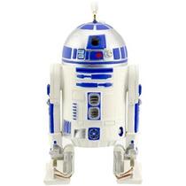 Star Wars Adorno Para Arbolito De Navidad R2d2 Nuevo