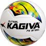 Bola Kagiva Futsal F5 Brasil Salão Oficial Liga Nacional