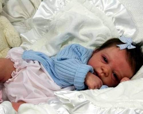 33b694a84 Boneca Bebe Reborn Rafaela Linda Molde Importados - R  999