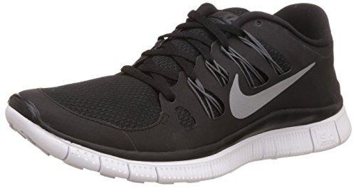 Zapatillas De Running Nike Free Para Mujer Negro  Pla
