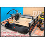Cnc Router Rapida 90 Cm X 122 Cm (financiada 4 Cuotas)