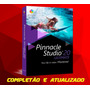Pinnnacle 20 64 Bits Efeitos 7 Dvds Adorage+prodad