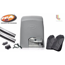 Kit Motor De Portão Deslizante Eurus 2000 1hp