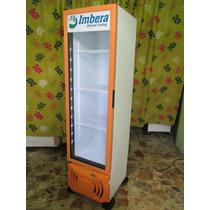 Refrigerador Comercial Imbera En Leds!! 100% Ahorrador!!!