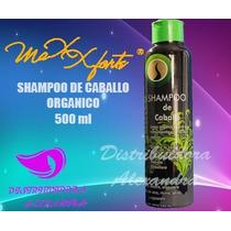 Shampoo De Caballo Organico Maxx Forte 500ml