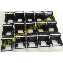 Lote 15 Peças Carro De Impressão Para Hp 8100-8600 Barato!!