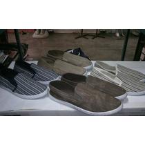 Zapatos Tipo Slin On Sneakers Vans Para Caballeros