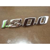 Emblema Do Fusca 1300 Em Metal