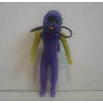 Astronauta Simio - Juguete Plastico Bootleg - Figura Escala