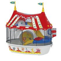 Gaiola Hamster Circus Fun Diversão,habitat Para Seu Roedor