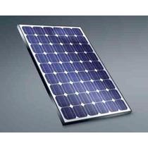 Paneles Solares Monocristalinos Paquete 4 E Inversor 1000w