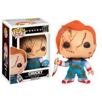 Envío Dhl Gratis Funko Pop Novia Chucky Con Cicatrices Bride