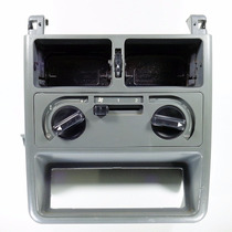 Moldura Central Painel Radio Original Fiat Uno Mille