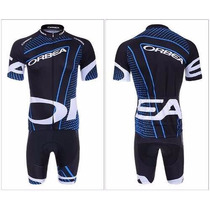 Conjunto Roupa Ciclismo Bike Rock Short Camisa & Coolmax Gel