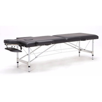 Cama De Masaje Para Quiropractico Aluminio Ligera Maletin