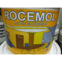 Rocemol Latex Satinado X10lt Inter. + Pincel 15 Envios Ofert