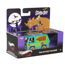 Hot Wheels 1:50 Elite Classic Scooby-doo The Mystery Machine