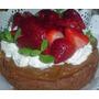 Tortas Con Stevia Sin Azucar Apto Diabeticos-- Varias--