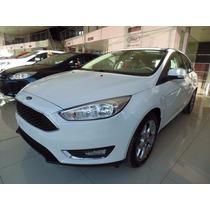 Ford Focus 2.0 16v Se 0km 2016 Financiacion Tomamos Tu Usado