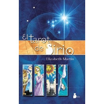 Tarot De Sirio Estuche - Elizabeth Martin - Sir #c