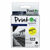 Cartucho Hp Printon 122xl Negro 122xl Color Combo Venta X 2