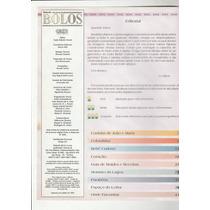 Revista De Receitas Bolando Bolos - Marcela Sanches N 13- Ax