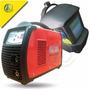 Soldadora Inverter 200 Amp 2-5mm + Fotosensible