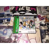 Final Fantasy Ix Ps1 . Venta O Cambio ;)