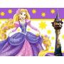 Kit Imprimible Candy Bar Enredados Rapunzel Cumples Y Mas