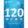 Código Playstation 120 Region Usa Garantía Y En Cuotas Fijas