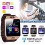 Reloj Inteligente Teléfono Dz09 Bluetooth Liberado Sd 32 Gb