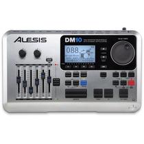 Módulo Bateria Eletrônica Percussão Dm10 Alesis